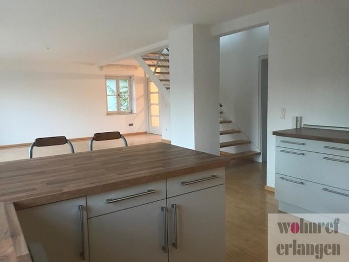 Moderne und großzügige Maisonette Wohnung in bester Lage!