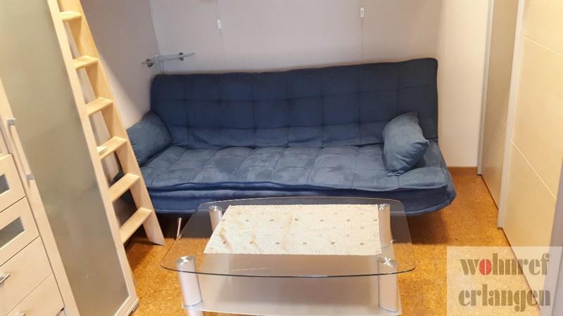 Wohnbereich/Schlafbereich